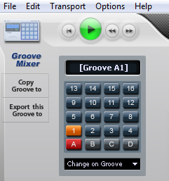 Kinetic 2 Groove Picker