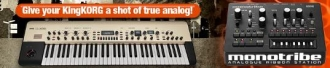 kingkorg Monotribe