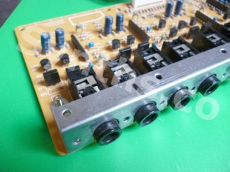 korg triton classic KLM-2084 audio out pcb